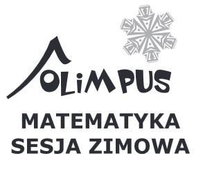 Olimpus matematyczny – konkurs ogólnopolski