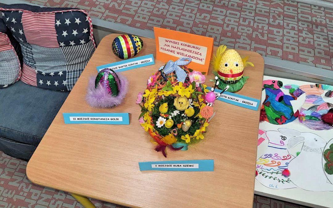 Konkurs na Wielkanocną Pisankę